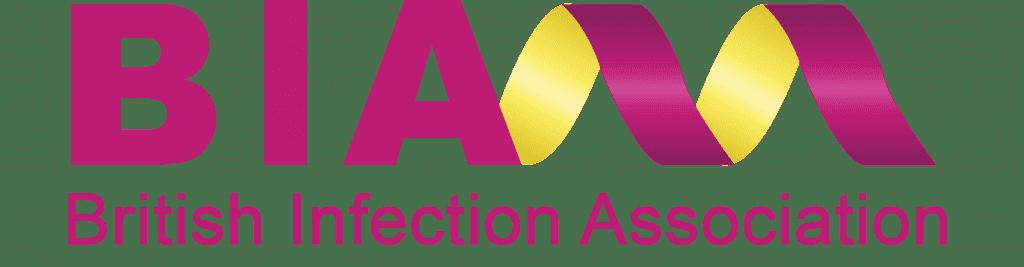 British Infection Association logo